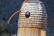 Laubsammler am Badesee – Stockschützen machen die Freizeitanlage frühlingsfit