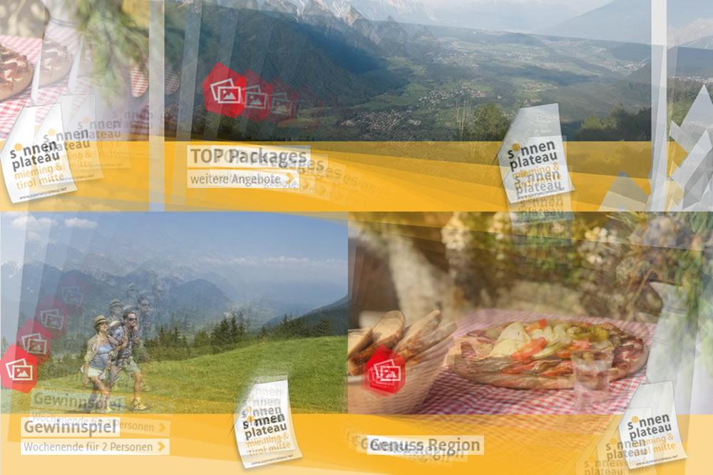 Tourismus Sonnenplateau Mieming & Tirol Mitte