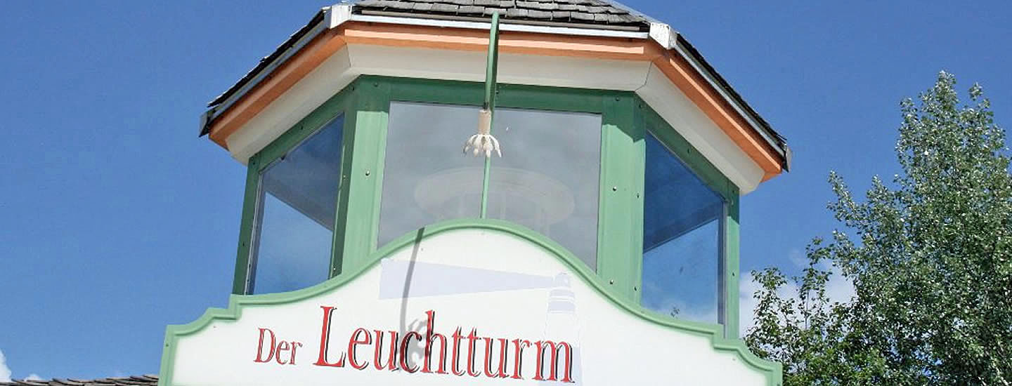 Der Leuchtturm - Restaurant, Bar &amp; Terrassen-Caf