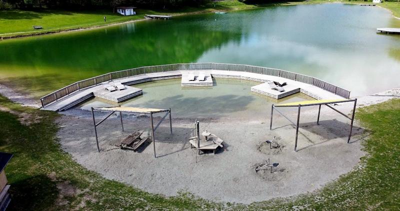 Auftakt zur Badesaison 2021