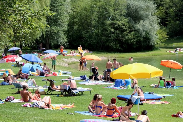 Badesee Mieming, Guter Start in die Sommersaison, Foto: Manfred Krug/badesee-mieming.at