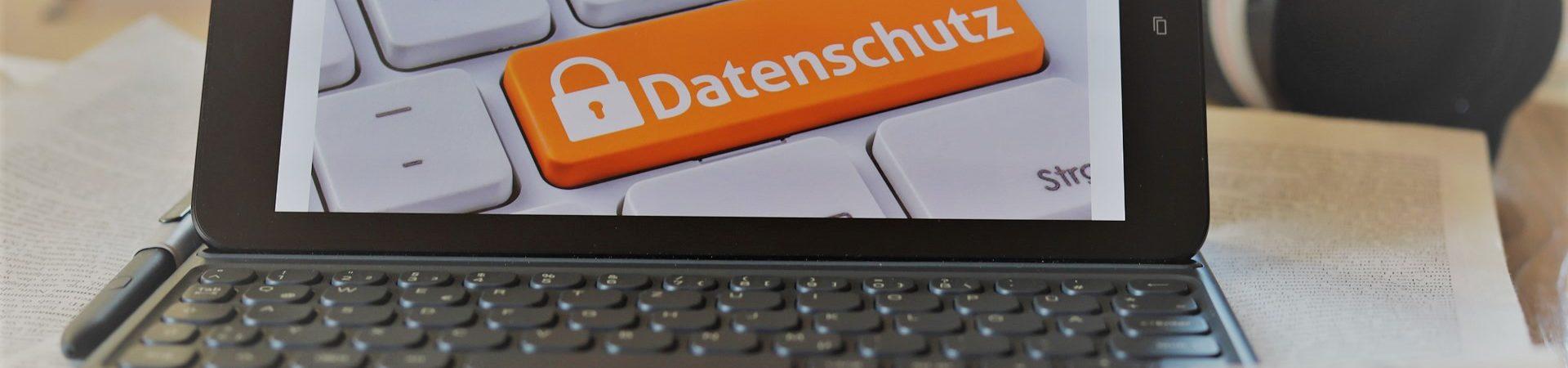 Datenschutz - Foto: Knut Kuckel/Journalismusblog.de