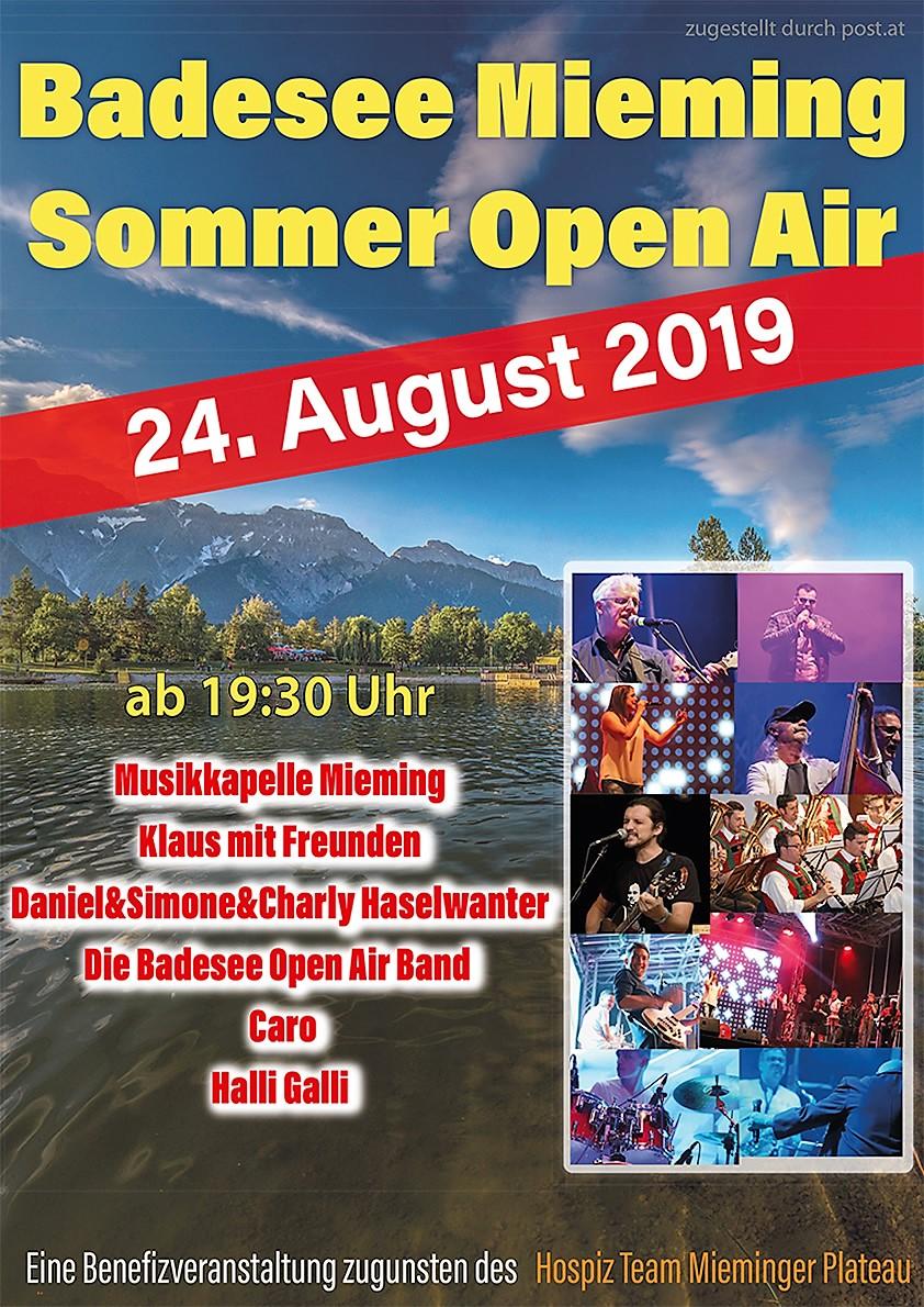 Badesee Mieming - Sommer OpenAir 2019